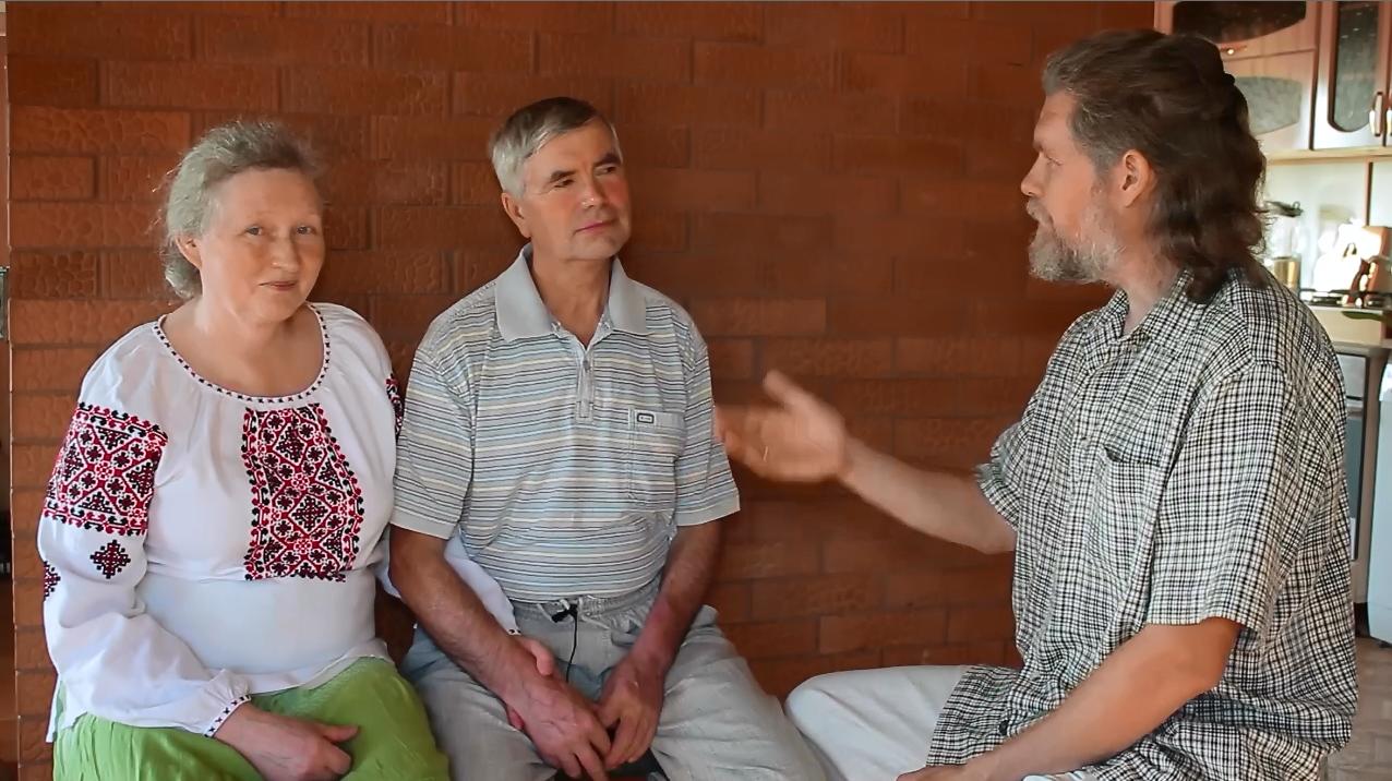 Интервью Киселевы